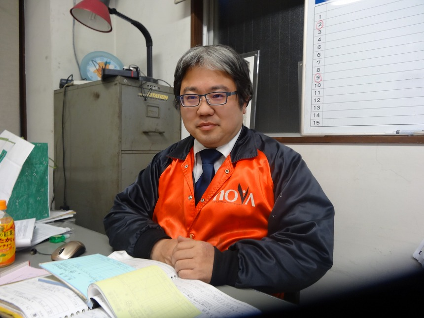 セールスエンジニア 山藤